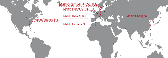 Subsidiaries of Mahlo